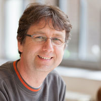 Porträtfoto Grafikdesigner und Webdesigner Karsten Geisler