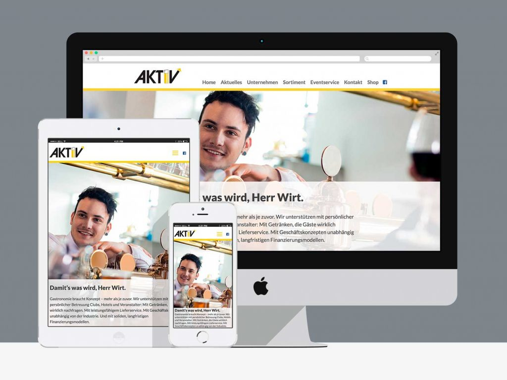 WordPress-Theme für aktivgetraenke.de