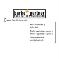 barke + partner