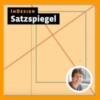 Beitragsbild Videotutorial InDesign: »Satzspiegel«