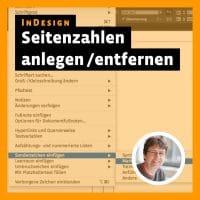 Beitragsbild Videotutorial »InDesign Seiten anlegen und entfernen«