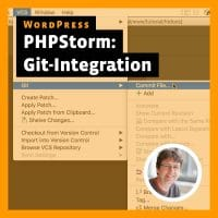 Beitragsbild: WordPress, PHPStorm: Git-Integration